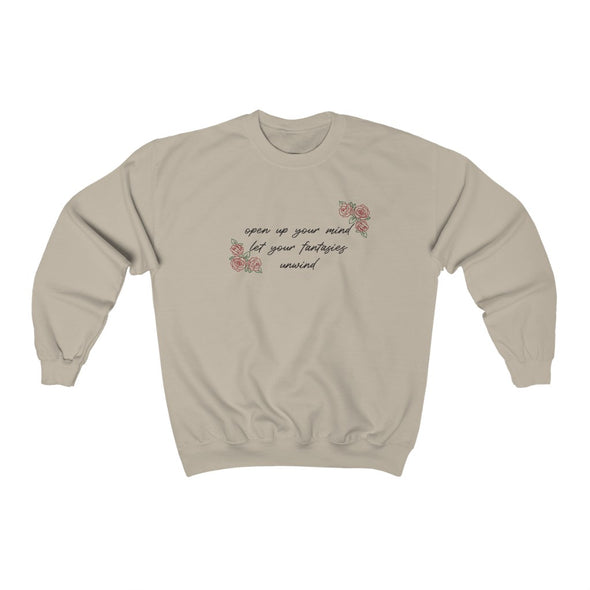 Music Of The Night Crewneck Sweatshirt