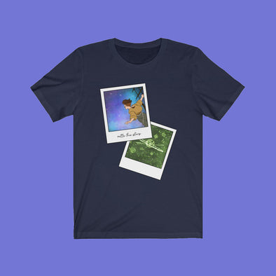 Rattle The Stars Polaroid Short Sleeve Tee
