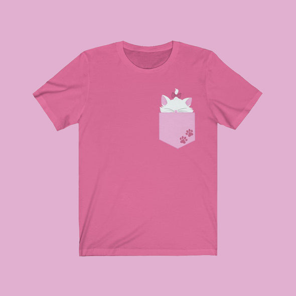 Marie Pocket Short Sleeve Tee