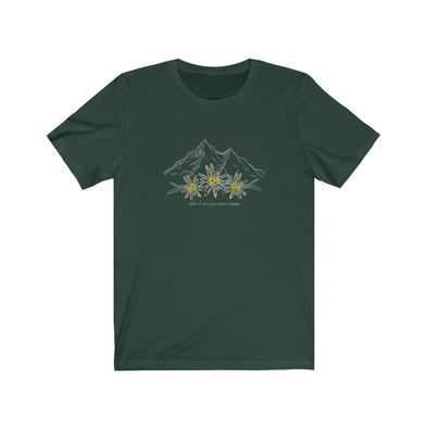 Climb Every Mountain Short Sleeve Tee