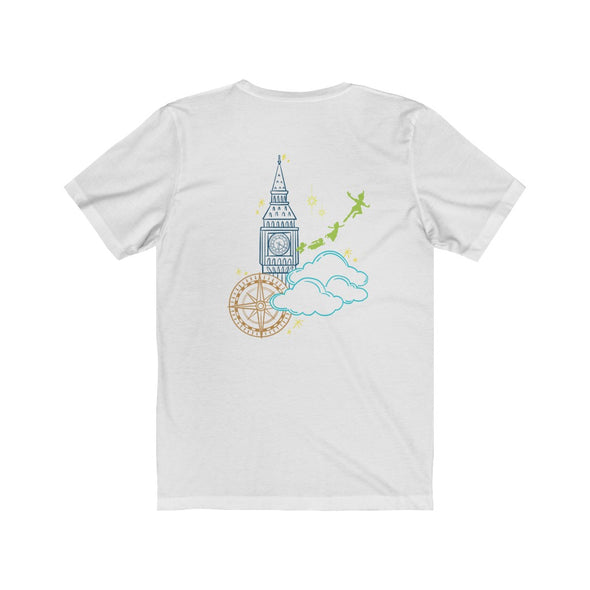 Never Grow Up Short Sleeve Tee