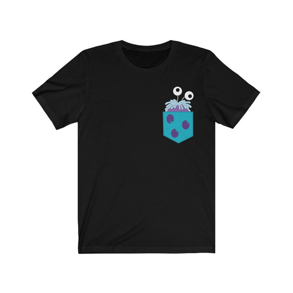 Boo Pocket Short Sleeve Tee