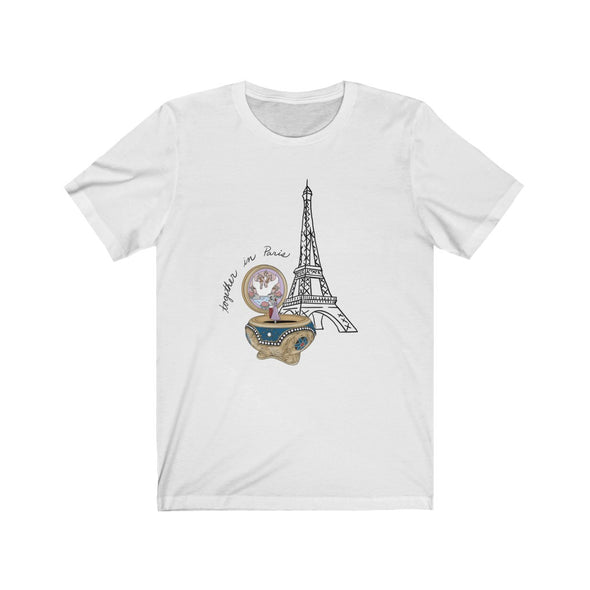 Together In Paris Short Sleeve Tee