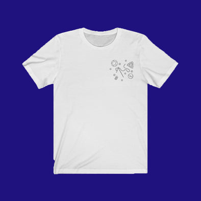 Coraline Icons Short Sleeve Tee