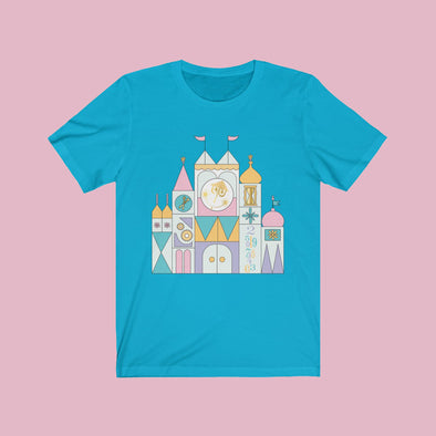 Small World Short Sleeve Tee