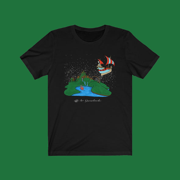 Off To Neverland Short Sleeve Tee