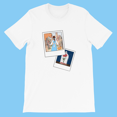 Beauty Polaroid Short Sleeve Tee