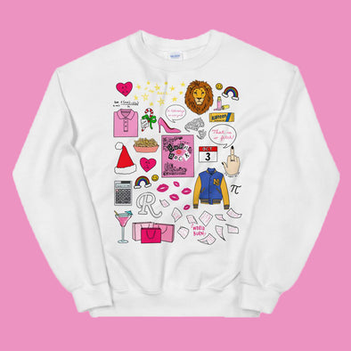 Mean Girls Unisex Sweatshirt