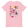 Mean Girls Collage T-Shirt