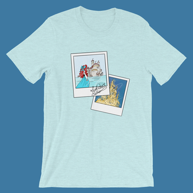 Ariel Polaroid Moments T-Shirt