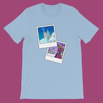 Sisters Polaroid Short Sleeve Tee