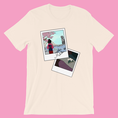 Mulan Polaroid Moments T-Shirt