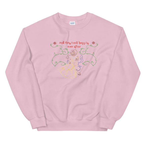 Beauty Storybook Sweatshirt