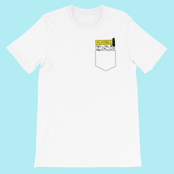 Playbill Pocket T-Shirt