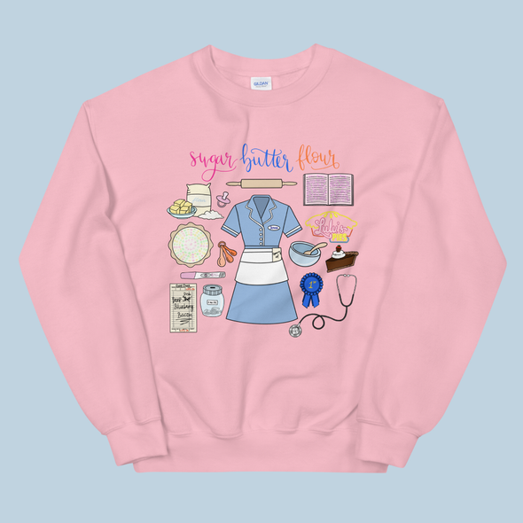 Waitress Unisex Sweatshirt