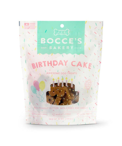 Bocce's Birthday Cake Dog Biscuits Dog Treats Rover