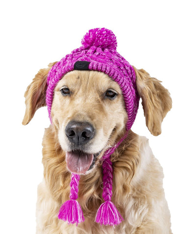 Canada Pooch Polar Pom Pom Dog Hat (2 colors) Dog Apparel Canada Pooch