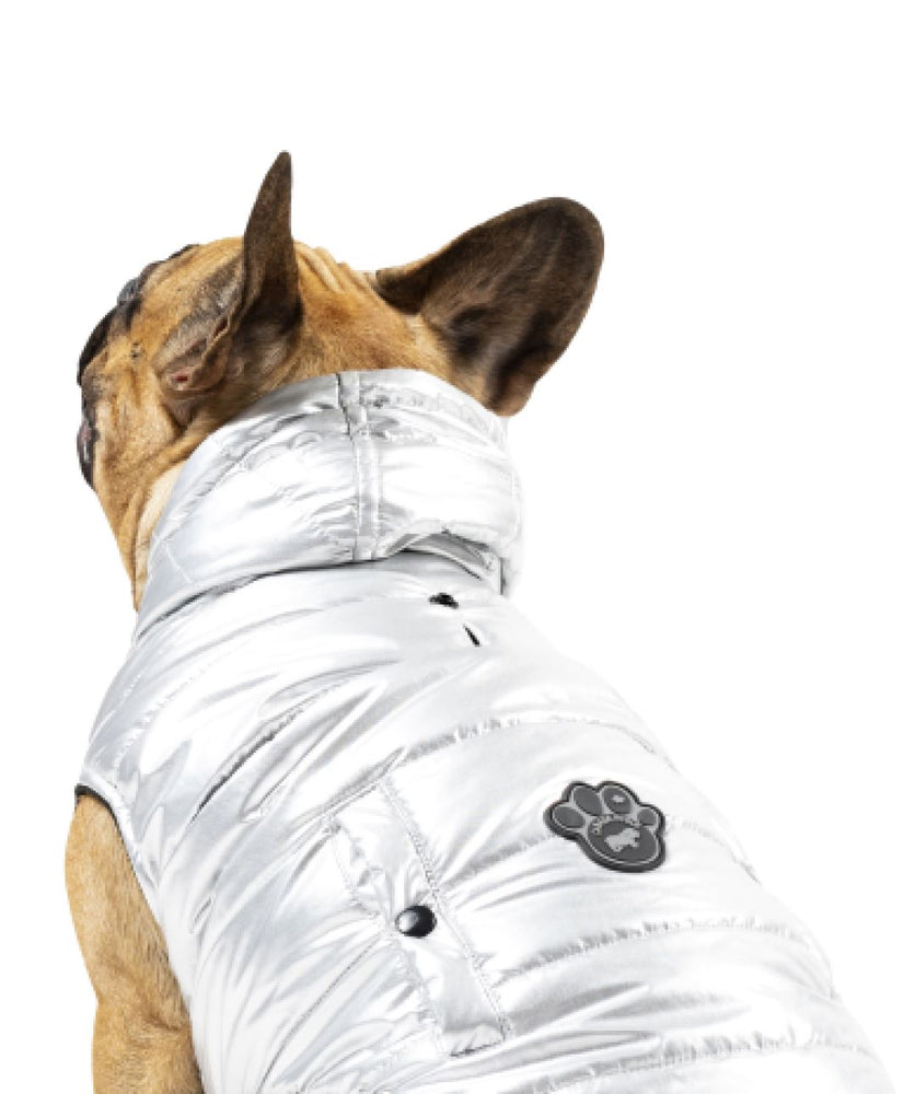Canada Pooch Shiny Puffer Dog Vest (3 colors) Dog Apparel Canada Pooch