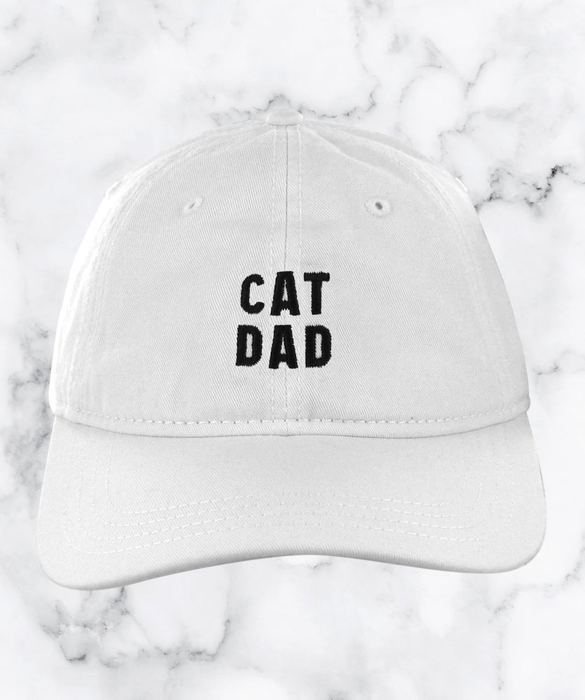 'Cat Dad' Hat