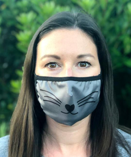 Cat Nose Cloth Face Mask Face Mask Rover Cat Nose