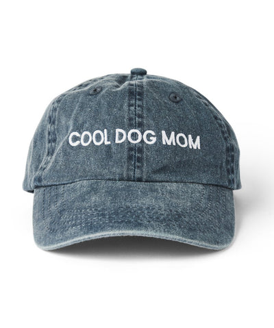 'Cool Dog Mom' Denim Hat Hat Rover