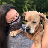 Dog Doodle Cloth Face Mask - Set of 2 Face Mask Rover