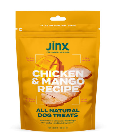 Jinx Chicken & Mango Jerky Dog Treats Dog Treats Jinx
