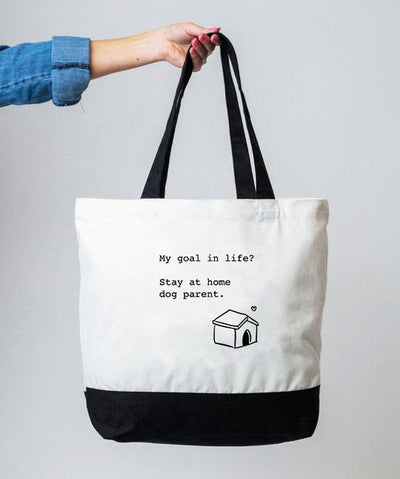 Life Goals Tote Bag Tote Rover Store