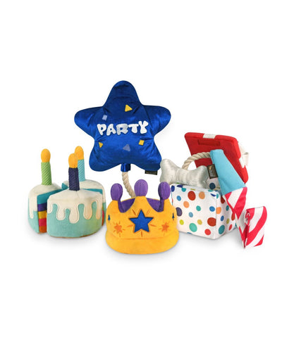 P.L.A.Y. Party Time Dog Toy Set Toys PLAY