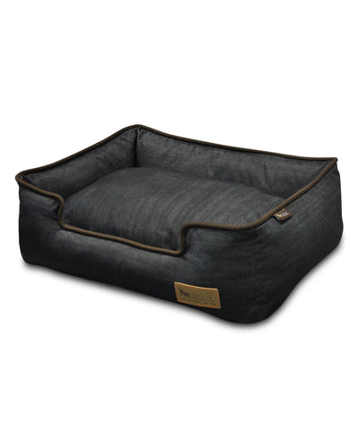 P.L.A.Y. Urban Denim Lounge Dog Bed Dog Bed PLAY