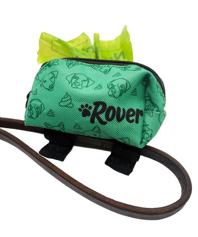 Poos & Puppies Poop Bag Dispenser Poop Bag Holder Rover