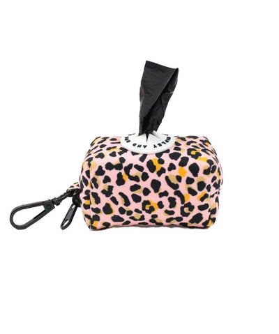 Ripley & Rue Cheetah Print Poop Bag Dispenser Poop Bag Holder Ripley & Rue