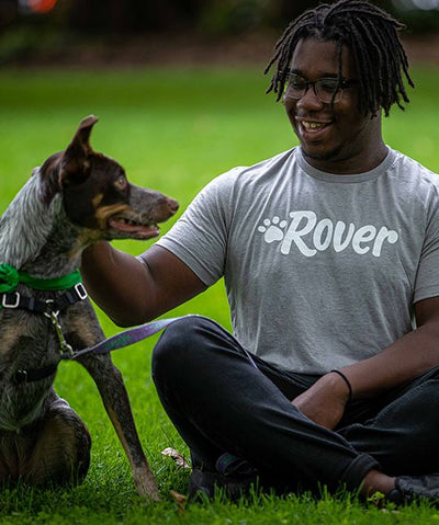 Tri-Blend Unisex T-Shirt Apparel Rover XS Athletic Gray