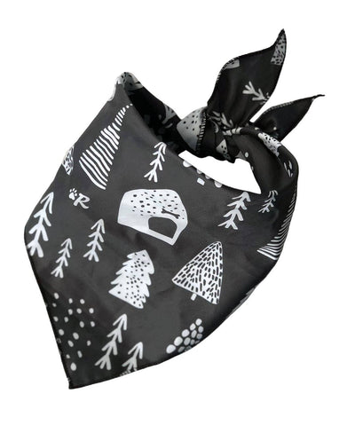 Winter Wonderland Dog Bandana Dog Bandana Rover