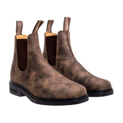 Unisex 1306 Dress Series Boot - Rustic Brown
