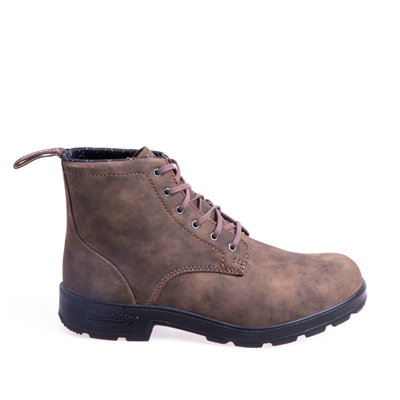 Unisex 1930 Lace-up Original Boot - Rustic Brown