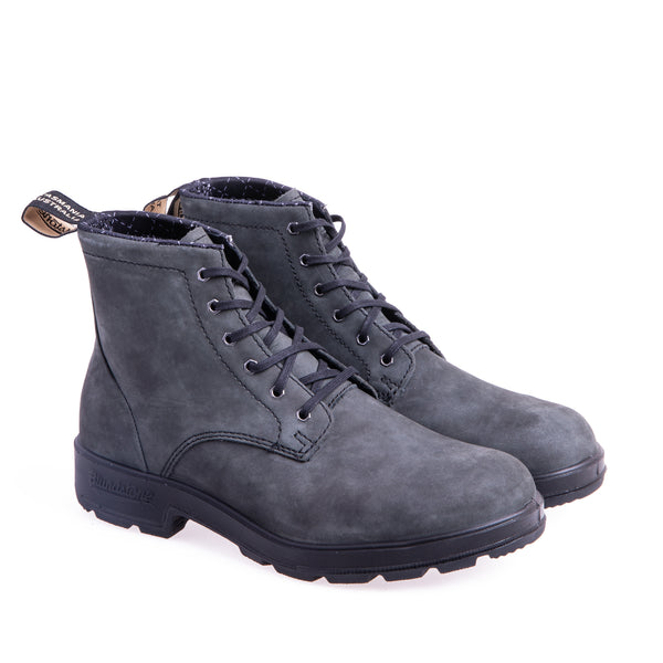 Unisex 1931 Lace-up Original Boot - Rustic Black