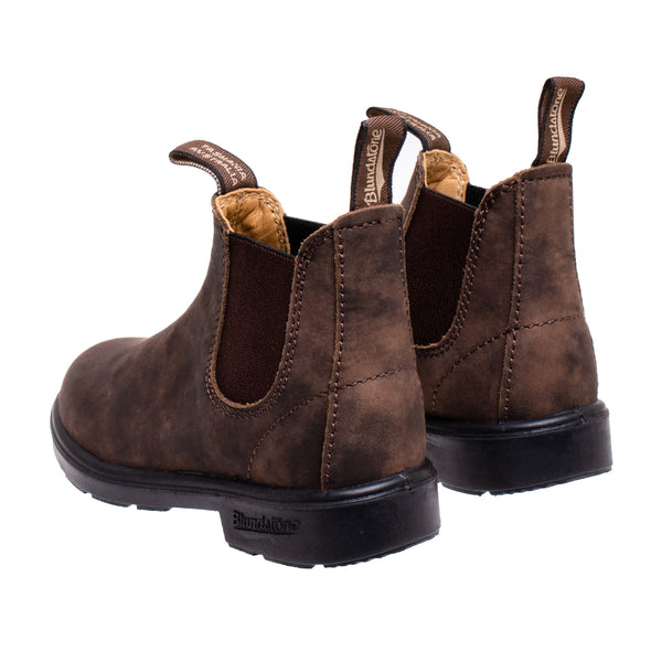 Kid's 565 Blunnies Bootie - Rustic Brown