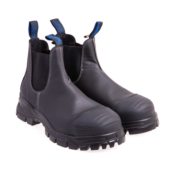 Men's 990 Work Safety Toe Boot - Black