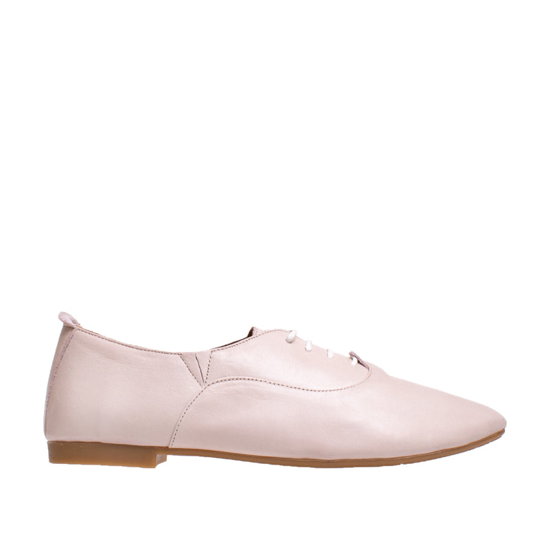 Adler Soft Leather Oxford - Beige
