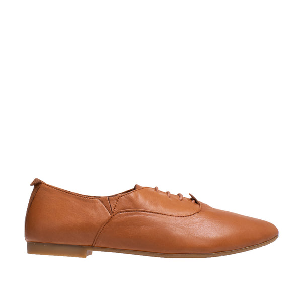 Adler Soft Leather Oxford - Tan