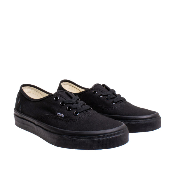 Unisex Authentic Sneaker - Black/Black