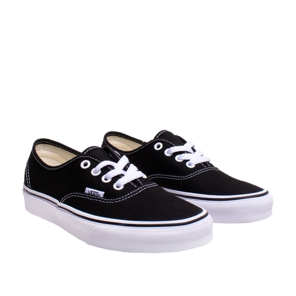 Unisex Authentic Sneaker - Black