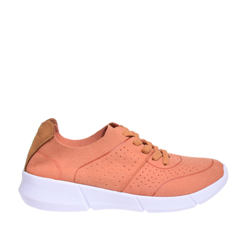 Carroll Women's Jogger- Orange - DNAFOOTWEAR