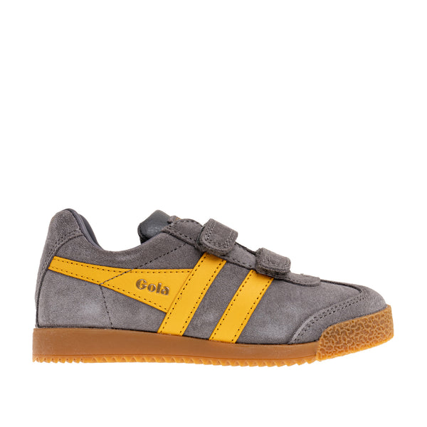 Classic Kids Harrier Strap Sneakers