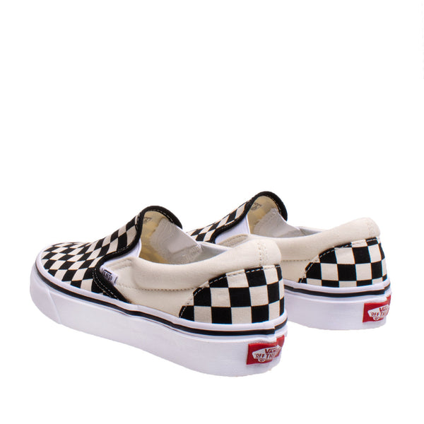 Unisex Classic Slip-on - Checkerboard