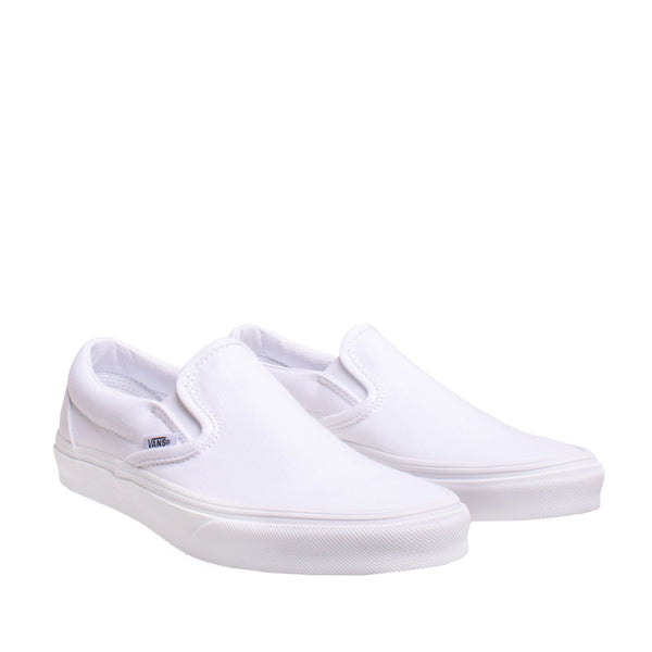 Unisex Classic Slip-on Sneaker - True White