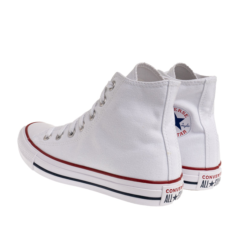 Chuck Taylor All Star - Unisex High Top Sneaker - Optic White