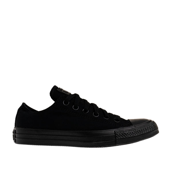 Chuck Taylor All Star - Unisex Low Top Sneaker - Black Monochrome