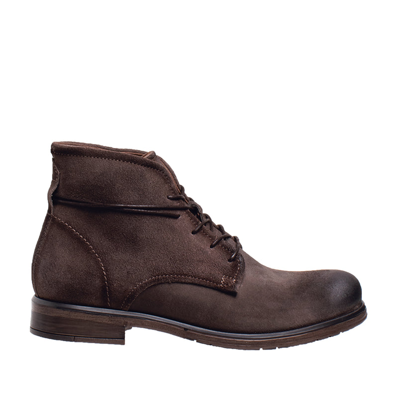 Dunham Long Lace Chukka Boot - Grey